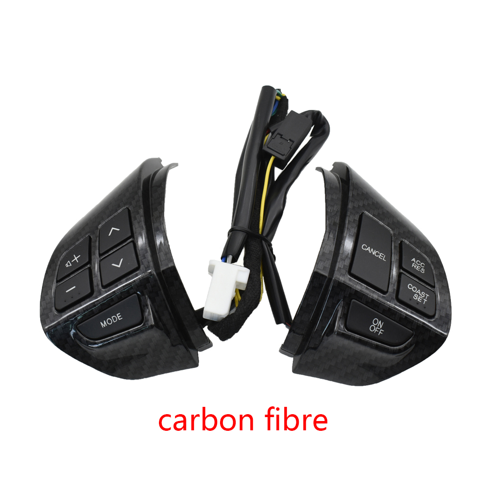Auto part steering wheel control buttons with wire with cable for <font><b>MITSUBISHI</b></font> LANCER <font><b>OUTLANDER</b></font> ASX <font><b>2007</b></font> <font><b>2008</b></font> 2009 2010 2011 image