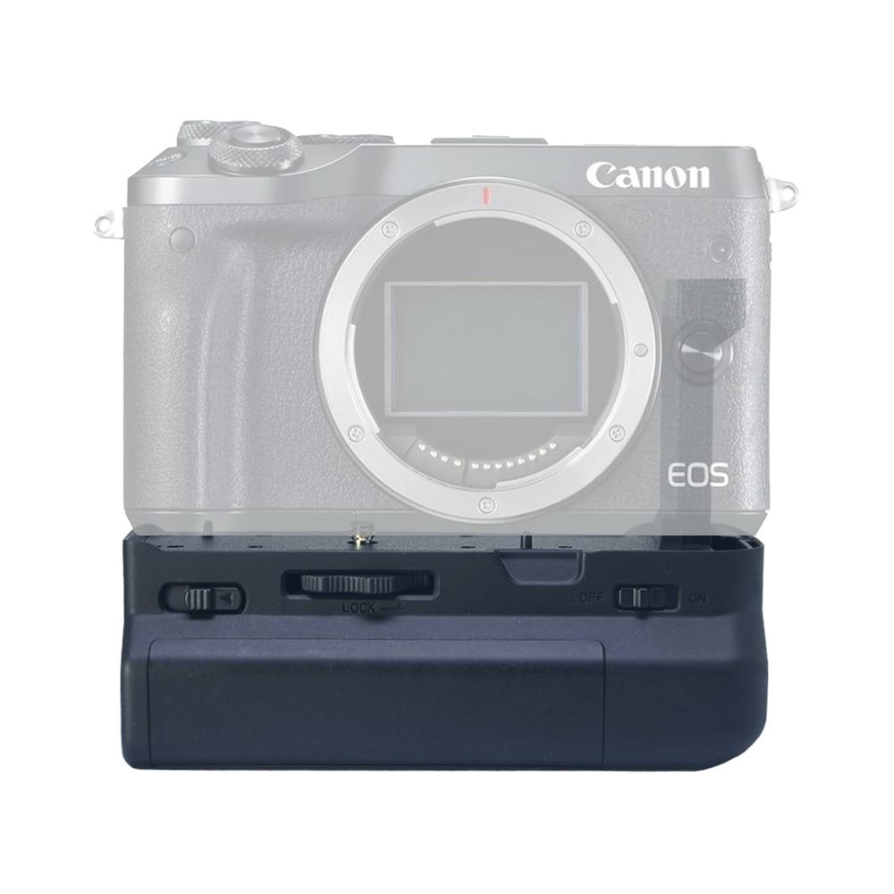 Mcoplus BG-EOSRP Verticale Batterie support de prise en main Pour Canon EOS RP Caméra remplacement EG-E1 travailler avec LP-E17 batterie - 2