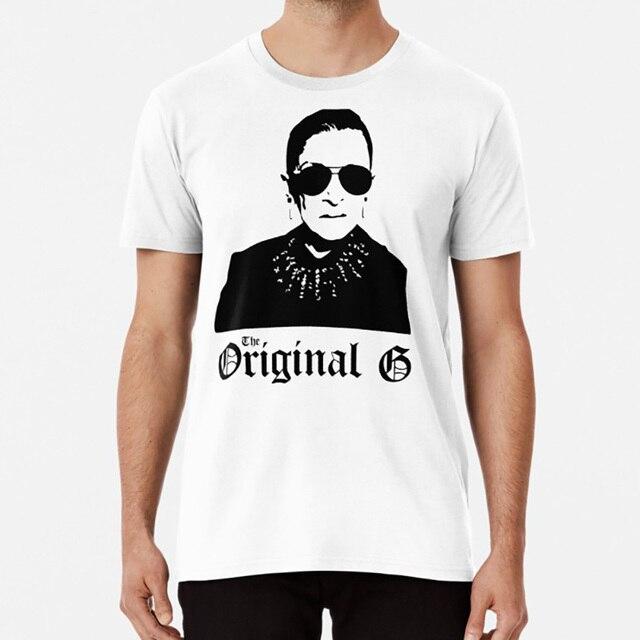 Original ( G ) Insburg t-shirt Ruth Bader Ginsburg passe-temps Lobby Original G Rbg
