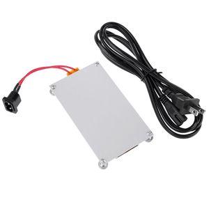 Image 2 - 550W Aluminum LED Remover PTC Heating Plate Soldering Chip Remove Weld BGA Solder Ball Station Split Plate US Plug