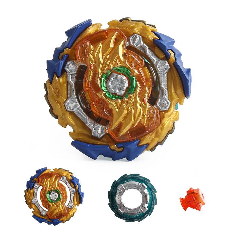 Bag Alloy Spinner <font><b>Burst</b></font> <font><b>Beyblade</b></font> Spinner Alloy Fighting Spinner <font><b>B139</b></font> Wizard Magic Dragon image