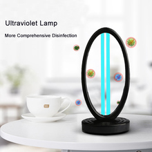 UV Germicidal Lamp Ozone Ultraviolet Sterilizer bacterial Kill UV Bactericidal Disinfection light Quartz Mite Killer