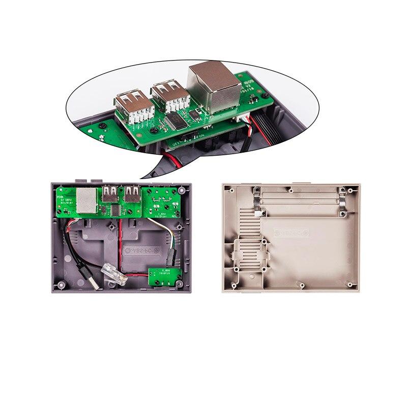 Image 4 - NESPi CASE+ Plus for Raspberry Pi 3 Model B+ Retroflag Case + 32GB SD Card + Power Adapter + Fan + HDMI Cable for Retropie GameDemo Board Accessories   -
