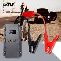 GKFLY 1500A batteria ai polimeri di litio Car Jump Starter 20000mAh dispositivo di avviamento 12V Power Bank benzina Diesel Jump Starter ponticelli