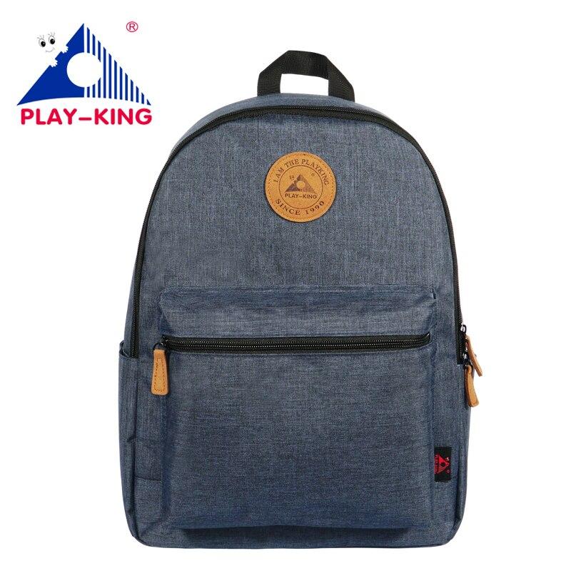 Pink Printing Canvas Women School Backpack Female Schoolbag Backpack School Bags For Teenage Girls Mochilas Mujer 2018-in Backpacks from Luggage & Bags