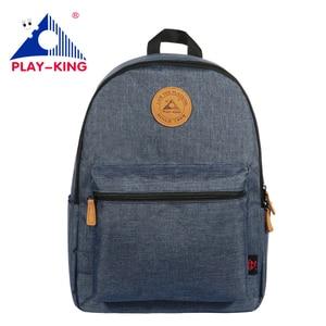 Image 1 - Pink Printing Canvas Women School Backpack Female Schoolbag Backpack School Bags For Teenage Girls Mochilas Mujer 2018