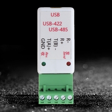 Converter-Adapter with Ch340t-Support 64b/Win7/Linux/Dropshipping RS485 Usb-To-Rs422