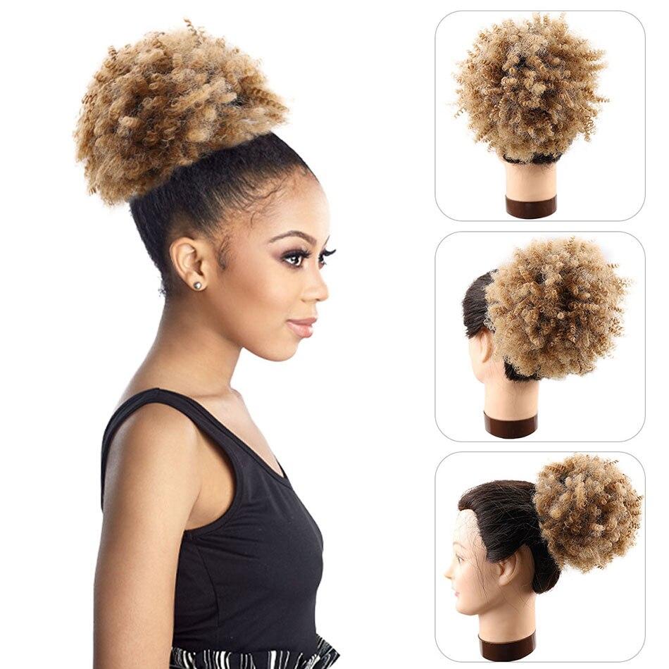 wrap drawstring extensão do cabelo