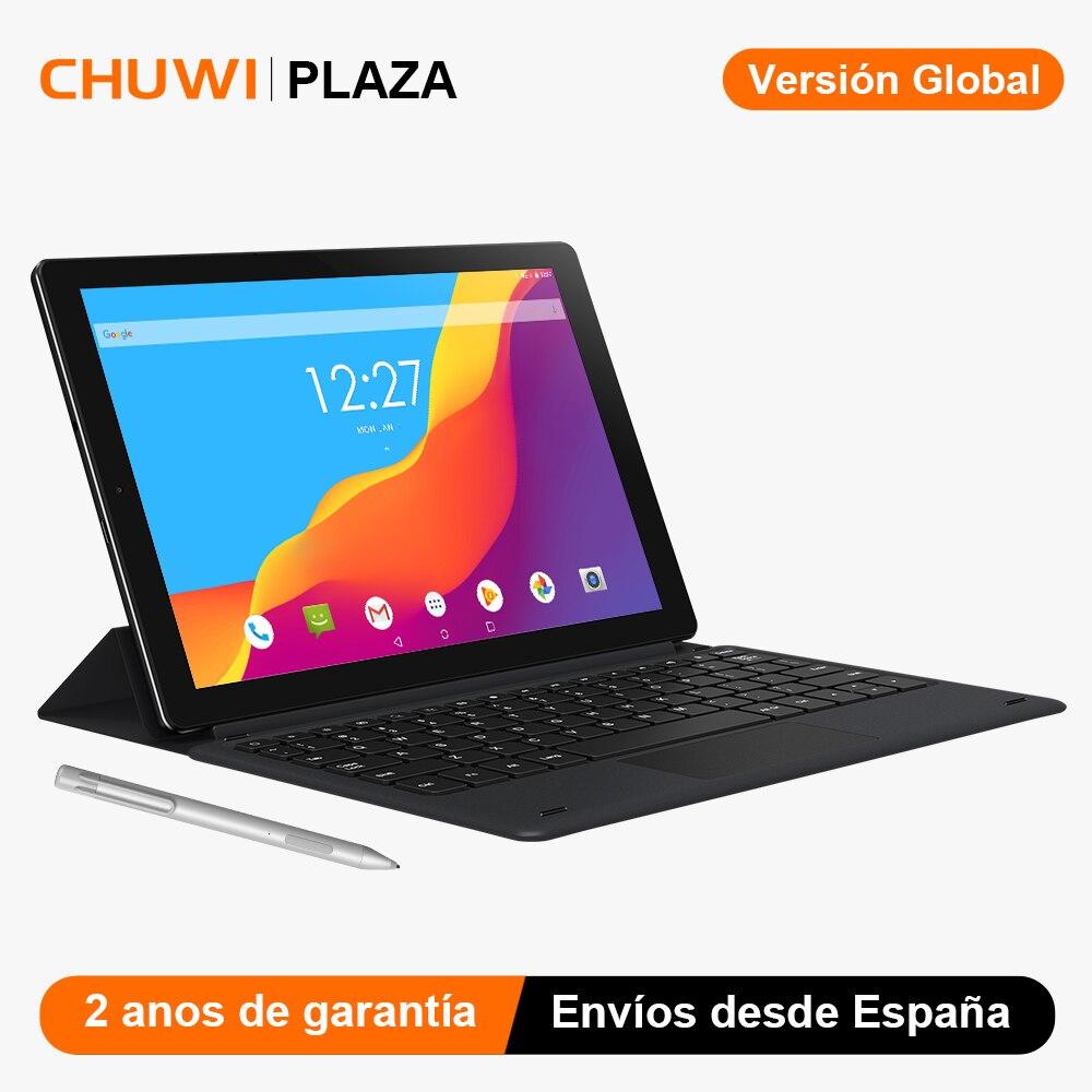 Nuevo CHUWI HiPad X Android 10,0 Tablet 10,1 pulgadas 1920*1200 IPS pantalla Helio MT6771V Octa Core CPU 6GB RAM 128GB UFS 4G LTE