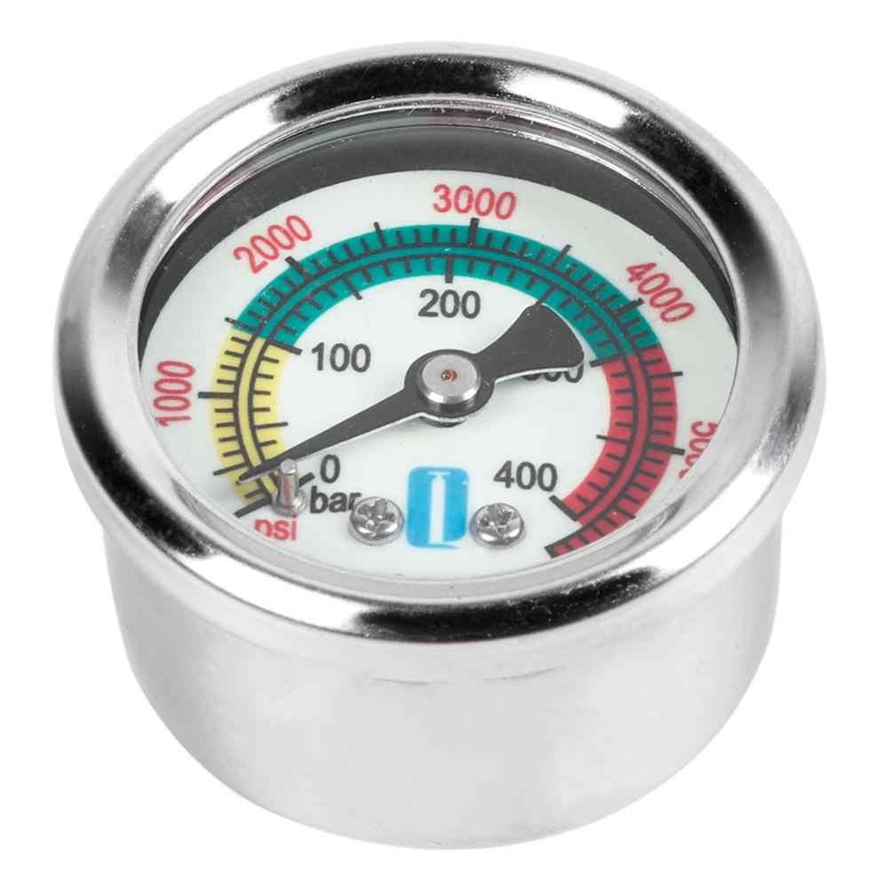 0-6000psi Acero de tungsteno de alta presión 3 etapas bomba de mano para PCP aire bote neumático bola para coche