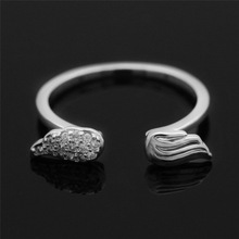 New Fashion Ring Proposal, Engagement, Wedding and Festival Gift, European American Ring!