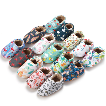 [simfamily]Baby Shoes Girls Boy Newborn Infant First Walkers Toddler Shoes Baby Footwear For Babies Cotton Soft Anti-Slip Sole