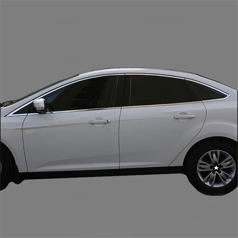 Door Body Wing Mirror Exterior Excent Decorative Automobile Chromium Trim Modification Parts Bright 12 13 14 15 16 FOR Honda CRV