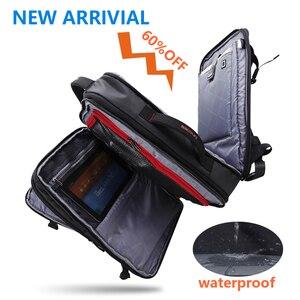 Image 4 - BESTLIFE Luxury Travel Backpack Knapsack Large Capacity Designer Bags for Men Women Anti theft Waterproof High Quality Mochila
