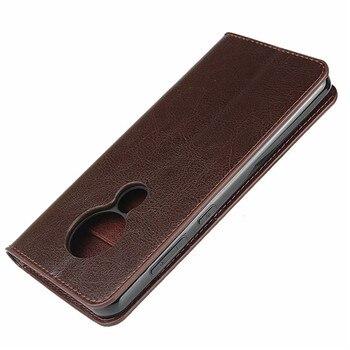 Flip Wallet Case For Nokia 2.1 2.1 3.1 3.2 4.2 5.1 7.2 Case Card Slot Leather Cover For NOKIA X6 2018 7 Plus 950XL 640XL Case