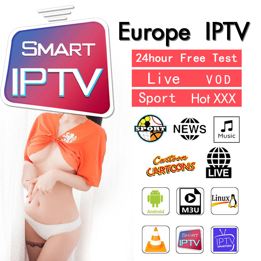 TV TV Box Xxx Globals Europe Sweden Arabic Italy USA UK Swiss Tv Subscription Adult Tv M3u Smart TV Ma9 Tv Box