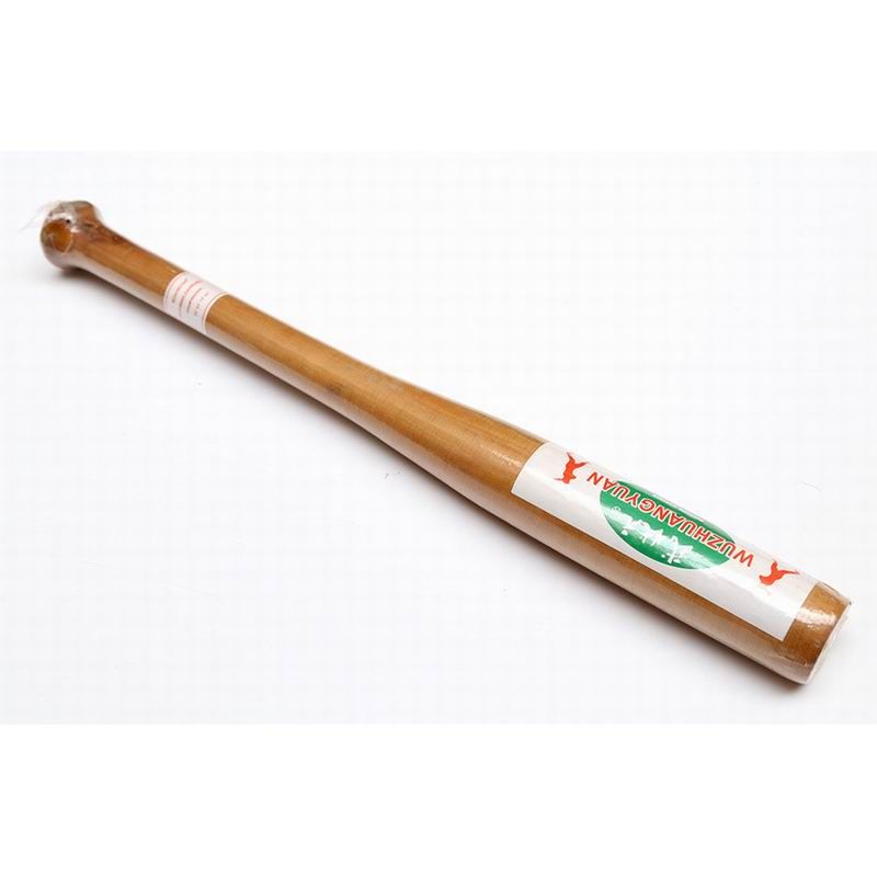 "21"" 54cm Natural Hard Wood Baseball Bat High Hardness Endurance Professional Process Comfortable Can Order More Than 1pc Once"