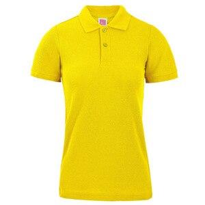 2020 Женская Повседневная Удобная рубашка поло с коротким рукавом