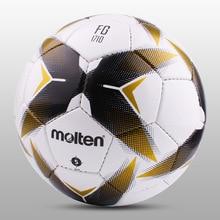 New Original Melting Football Ball Standard Size No. 4 Ball No. 5 Ball PVC Material Team Sports Training League Football