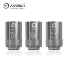 [RU/FR/ES] оригинальная Joyetech BF SS316 головка 0.5ohm/0.6ohm/1.0ohm сменная катушка для CUBIS/eGO AIO Kit/Cuboid Mini E-Cig