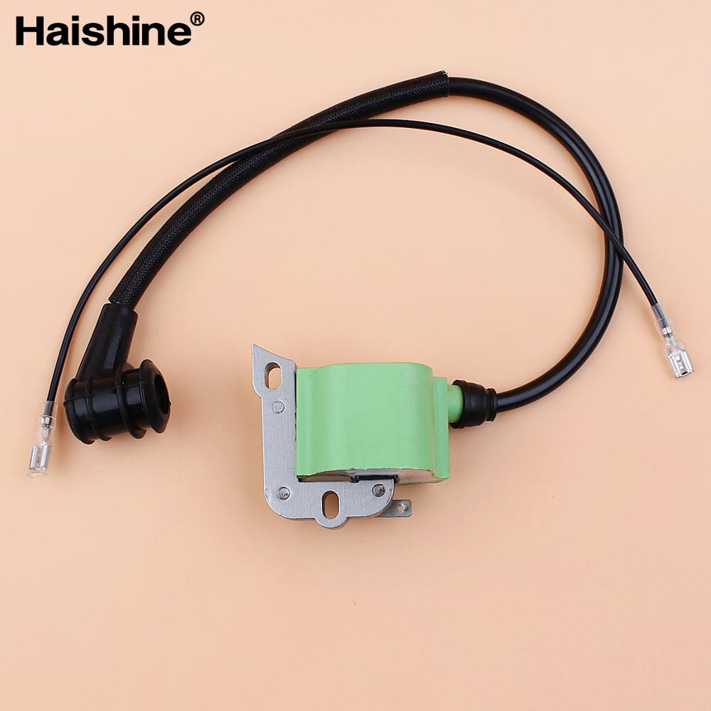 Купить с кэшбэком Ignition Coil Magneto For Husqvarna Chainsaw 50 51 55 254 257 261 262 266 268 272 XP NEW TYPE