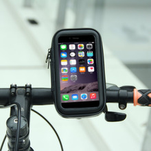 Waterproof Bicycle Bag Bike Case Bicycle Mount Holder Case Handlebar Holder Bicycle Cover for Mobile Phone Bike Accessories цены
