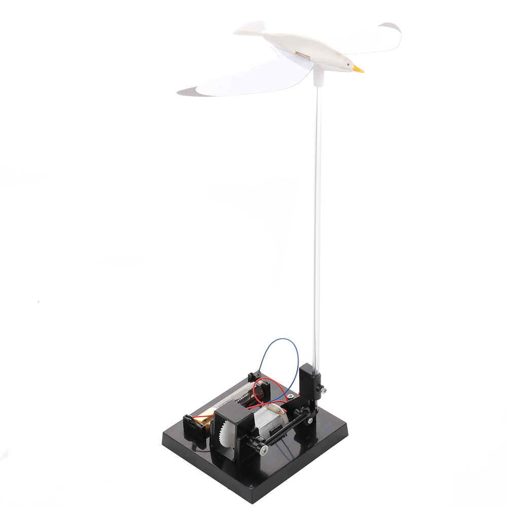 Children's Scientific Experimental Toys Set Of DIY Homemade Technology Small Crafting Handmade Mechanical Wings Flying Seagulls