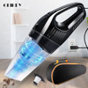 Grikey Powerful Wireless Car Vacuum Cleaner Mini Handheld Vacuum Cleaner Cyclone Car Dry Wet Cleaning 120W Gift KIT 1
