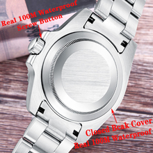 GUANQIN 2020 Japan Movement Automatic Submariner Watch Waterproof Mechanical Ceramics Sapphire Watch Relogio Masculino
