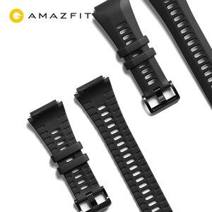 Оригинальный спортивный ремешок Amazfit серии 20 мм Классический ремешок для умных часов быстросъемный дизайн для GTS GTR BIP