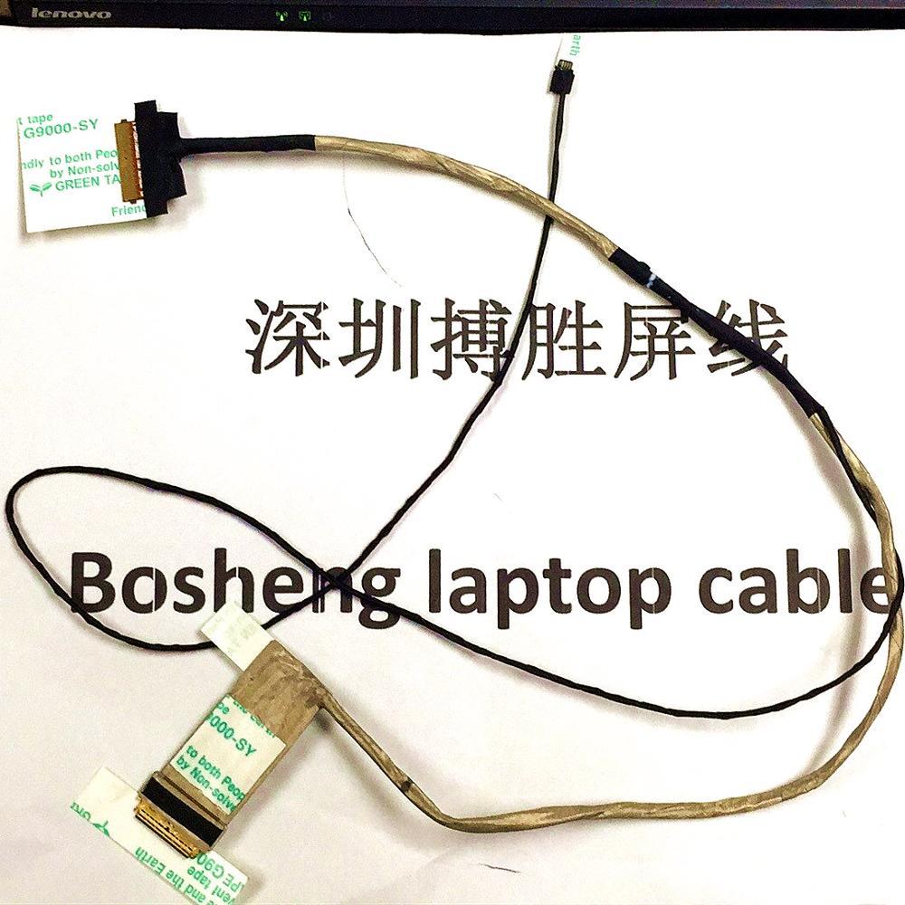 New LCD Cable For ACER Aspire E5-722 E5-722G E5-772 E5-772G E5-773 E5-773G 450.04X01.0012 HD LVDS Screen Display Flex