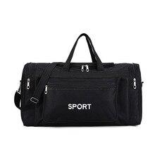 Foldable Hand Luggage Sports Fitness Bag Men's And Women's Large Capacity Handbag Shoulder Bag high-quality travel Weekend Bag