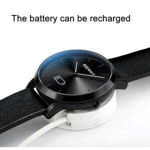 Image 4 - Sport Bluetooh Hallowmas Smart Heart Rate Smartwatch Sedentary Reminder Sleep monitor relogio inteligente Sport W203