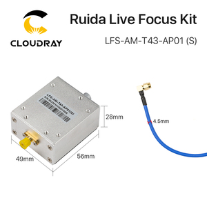 Image 2 - Cloudray LFS AM T43 AP01(S) Ruida metal cutting live focus system amplifier and amplifier connecting line for laser machine