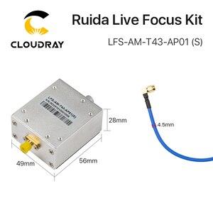 Image 2 - Усилитель и усилитель Cloudray для лазерной машины, усилитель и линия связи Ruida metal cutting live focus