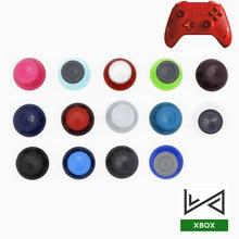 XBOX ONE S/X 컨트롤러 용 40 Pcs 3D 아날로그 캡 Xbox One Elite Thumb Stick Grips 용 썸 스틱 버튼 커버