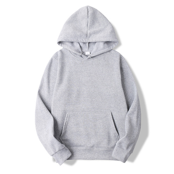 Fashion Brand Men's Hoodies 2020 Spring Autumn Male Casual Hoodies Sweatshirts Men's Solid Color Hoodies Sweatshirt Tops 10