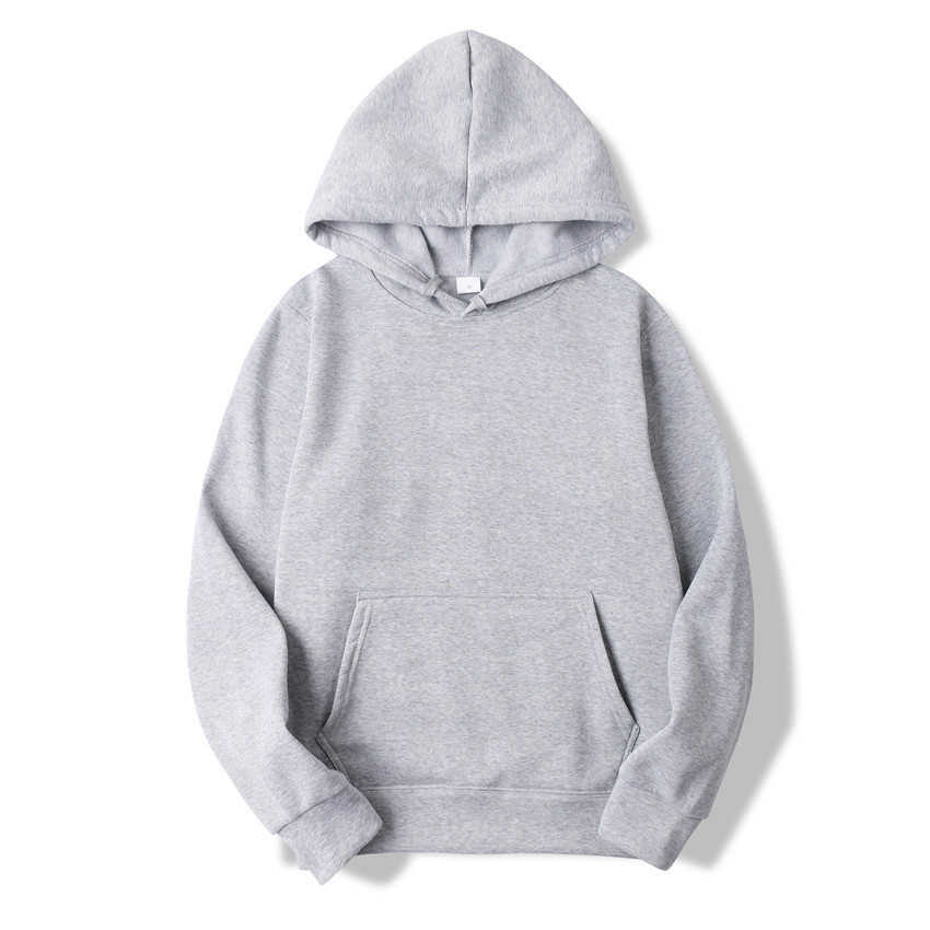 Mode marque hommes sweats à capuche 2020 printemps automne mâle décontracté sweats à capuche hommes couleur unie sweat à capuche hauts