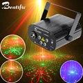Двухцветные лазерные вечерние светильник s с графикой дискотечный светильник и музыкальное оборудование dj сценический lumiere пульт дистанци...