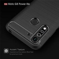 На Алиэкспресс купить чехол для смартфона for cover moto g8 power lite case hard tpu carbon fiber case for motorola moto g8 power lite cover for moto g8 power lite fundas