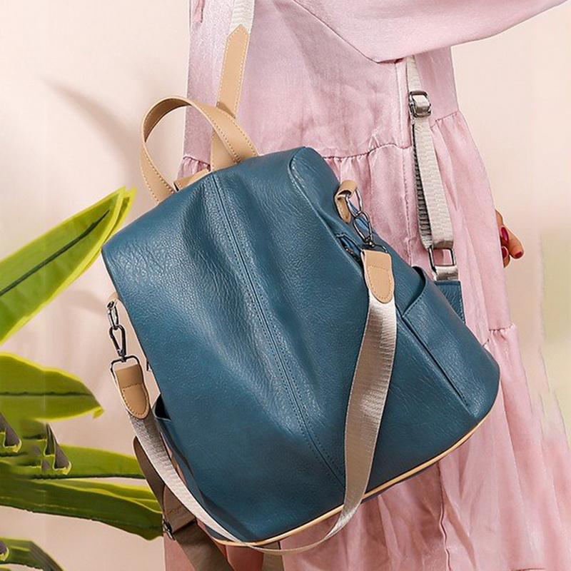 H4c5935ffa2e94c4cb6fd62f79daa6373S - Fashion Women Waterproof Travel Backpack Anti-theft Oxford Backpack Female School Bags Bagpack For Girls Shoulder Bag