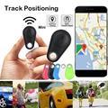 Мини Мода Smart собак домашних животных Bluetooth 4,0 GPS трекер анти-потерянный сигнал тревоги бирка Беспроводной ребенка мешок бумажника ключ Finder