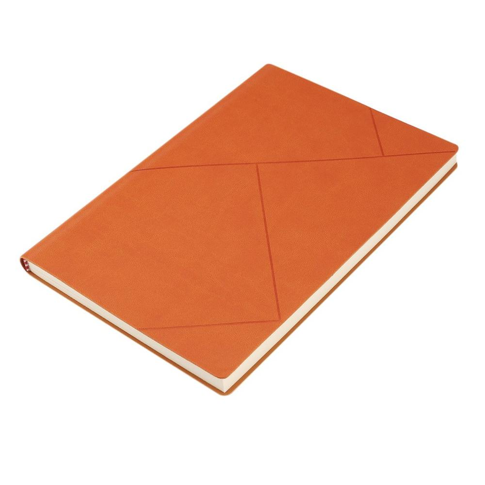 Premium Soft PU Leather Notebook Writing Journal A5 Portable Notebook Home Daily Office Business Travel Notepad
