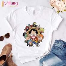 Лидер продаж футболка с изображением японского аниме Оригинальная
