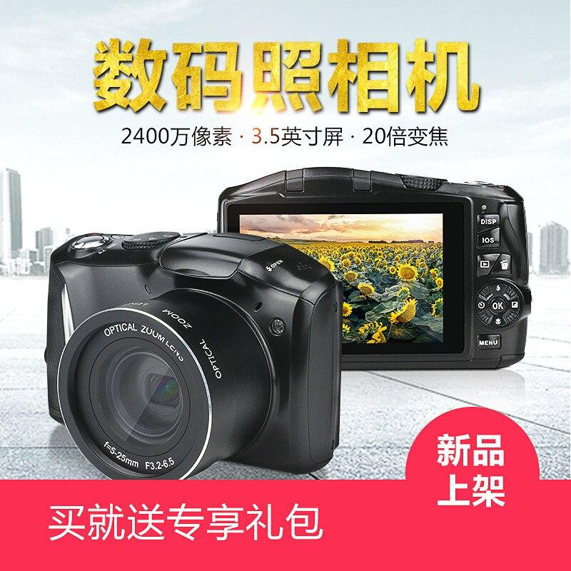 Caméra numérique 24 MP haute définition Pixel caméra vidéo 3.5 pouces Focus caméra numérique 20X Zoom numérique caméra professionnelle - 2