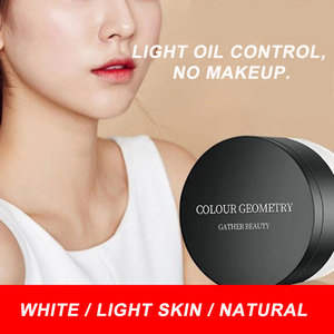 MIRACLE MATTIFYING SETTING POWDER FACE COLOUR GEOMETRY GATHER BEAUTY BEST