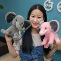 24 см, плюшевые игрушки-слоны Bedtime оригиналы, Choo Express, слон Humphrey, кукла, мягкие плюшевые игрушки, детский подарок на Рождество, ссылка Vip