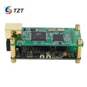 Image 5 - Amanero 인터페이스 + ES9038Q2M 오디오 디코더 보드 용 TZT 오디오 HiFi USB 사운드 카드 지원 DSD256 PCM 384Khz