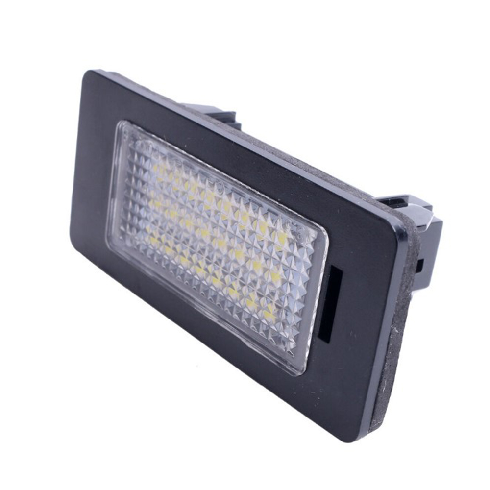 LED Light Licenses Plates Lights Bulb Taillight DC 12V For BMW E39 E60 E82 E70 E90 E92 X3 5 6 License Plate Lighting