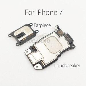 Image 3 - Aocarmo fone de ouvido alto falante buzzer campainha para iphone 7 7p 8p mais peça substituição